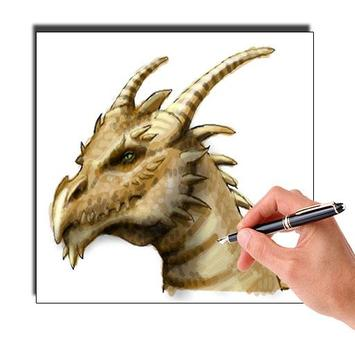 How To Draw Dragons poster