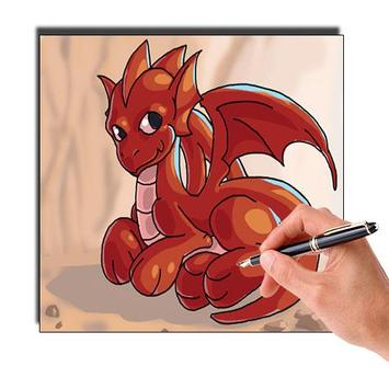 How To Draw Dragons screenshot 1
