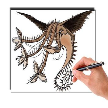 How To Draw Dragons screenshot 2