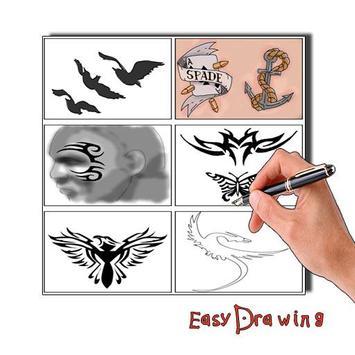 How To Draw Tattoo apk screenshot