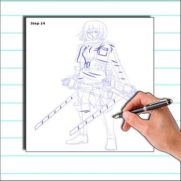 How To Draw Attack on Titan poster