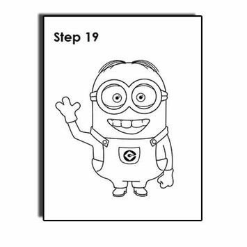 How To Draw Minions Easy For Android Apk Download