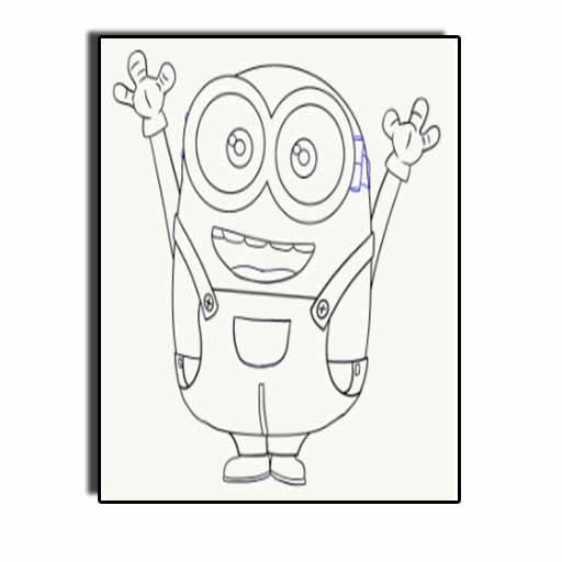 Como Desenhar Minions Easy Para Android Apk Baixar