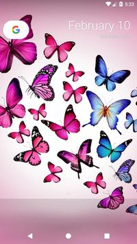 Butterfly Wallpapers poster