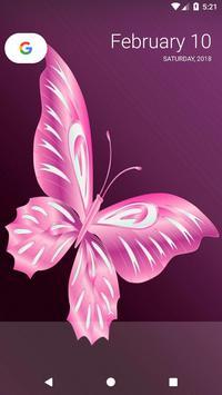 Butterfly Wallpapers screenshot 1