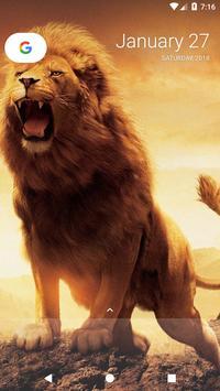 Lion Wallpapers screenshot 3