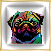 Pug Wallpaper icon