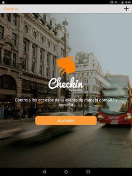 Easy Checkin by Captative screenshot 5