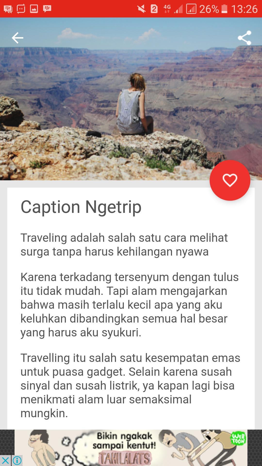 Caption IG Bagus Keren For Android APK Download