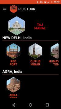 Taj Mahal Audio Guide poster