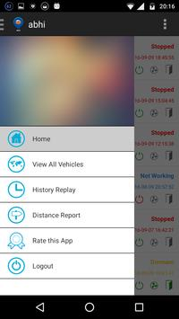 Trackcar screenshot 2