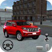 US LTV Training School Game : Car Parking Masters icon