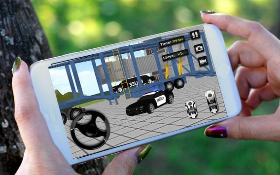 Car Transporter Simulator 2017 poster