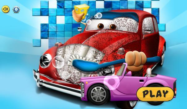 Kids' Car Wash poster