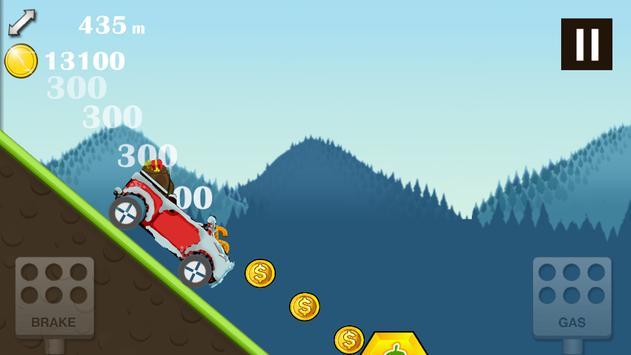 Winter Car Rally apk screenshot