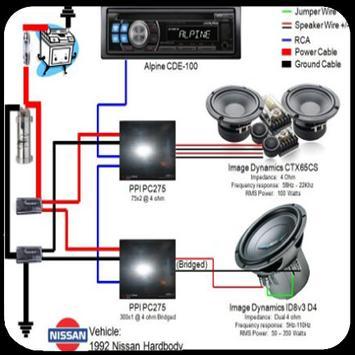car audio wiring diagram screenshot 7