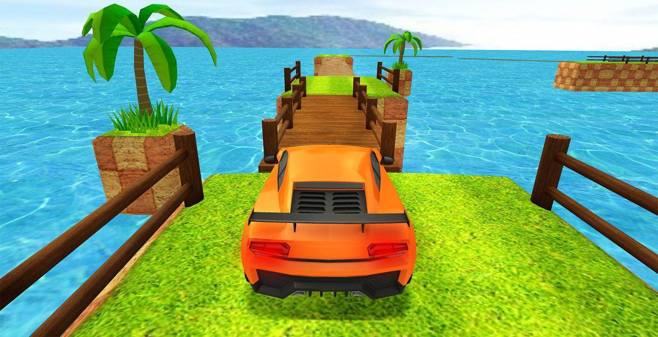 Car bridge crossing Game - Impossible Tracks for Android - APK Download