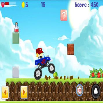 Monster Car:Driving & Jump screenshot 2