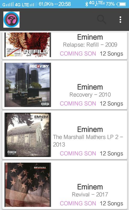 Eminem relapse refill full album download