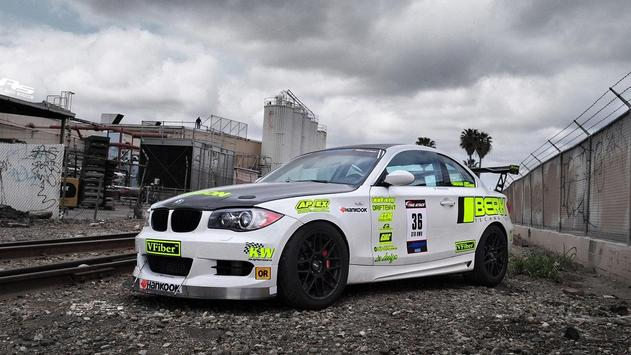Fast BMW Wallpaper screenshot 9