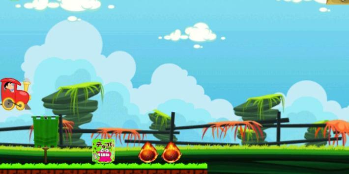 Shin Car Run apk screenshot