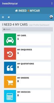 I NEED 4 MY CAR screenshot 1