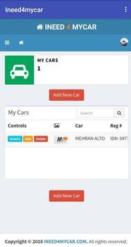I NEED 4 MY CAR screenshot 2