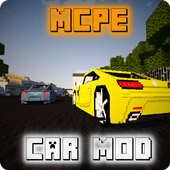 Car Mod for Minecraft PE icon