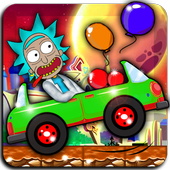 Morty Racing Hill Climb icon