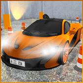 3D Super Car Parking Simulator icon