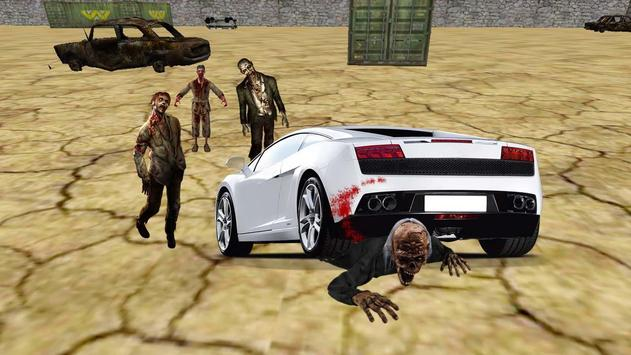 Survival Call, Kill Car Zombie apk screenshot