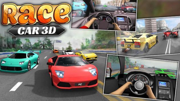 Carrera de Coches Gratis: Coche de Carreras 3D captura de pantalla 4