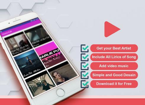 Charlie Puth Full Music Video screenshot 2