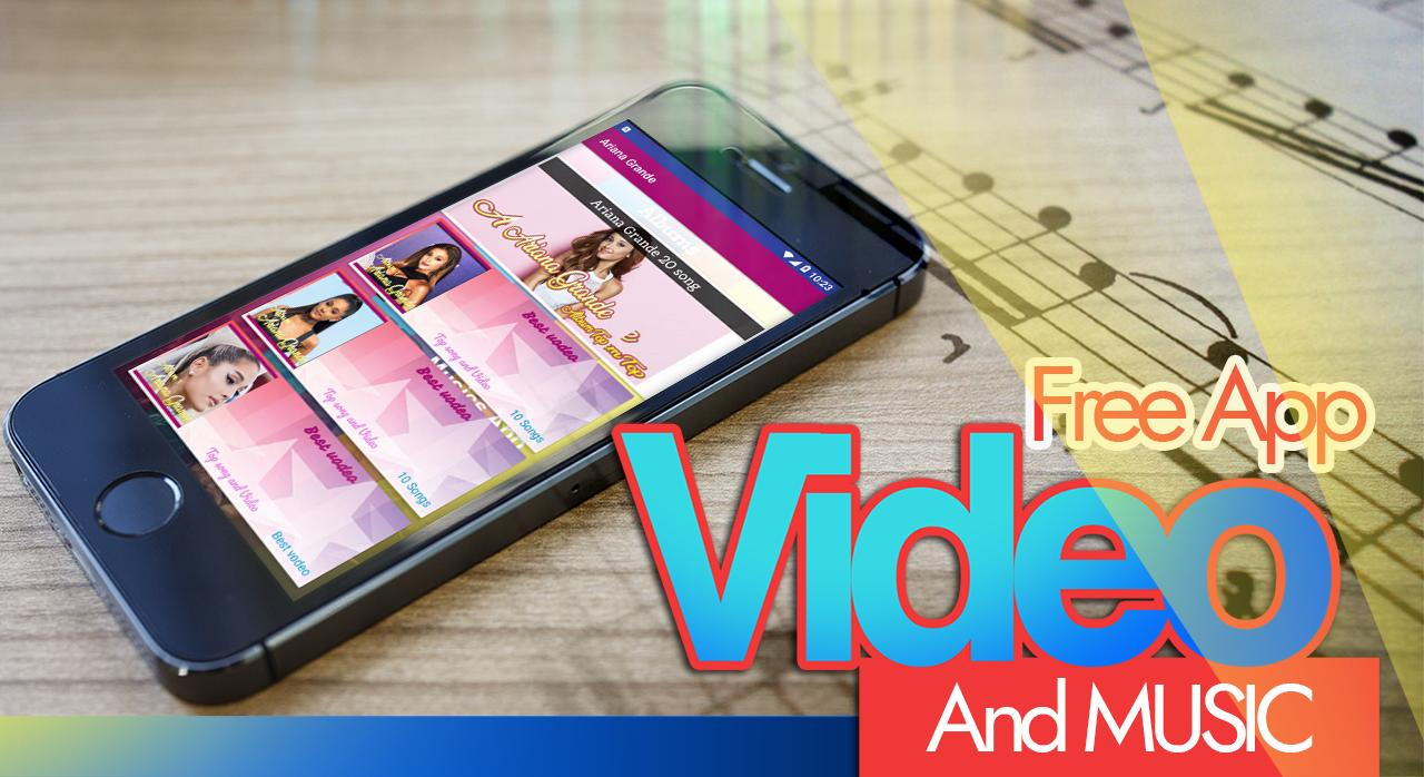 Ariana Grande Full Album Song And Video HD for Android - APK