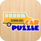 Puzzle Car For Kids icon