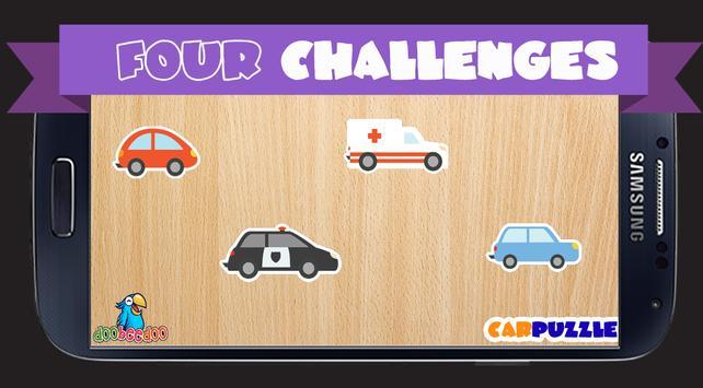 Puzzle Car For Kids screenshot 4