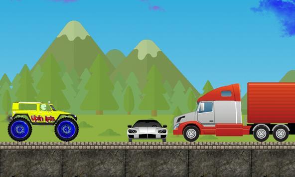 Super Ipin Racing Adventure apk screenshot