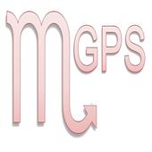 天蠍座GPS icon