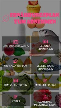 Ernährungsplan zum abnehmen APK