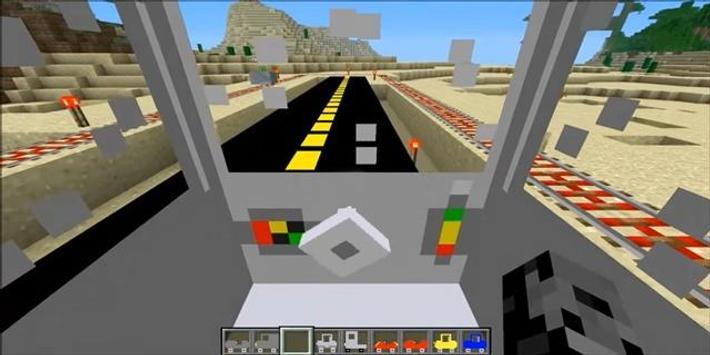 Mod Car for MCPE apk screenshot