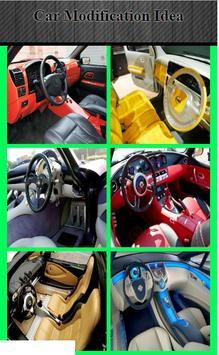 Car Modification Idea poster