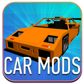 Car Mods for Minecraft PE icon