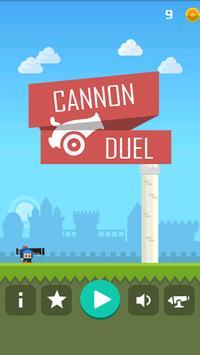 Duel Cannon Deluxe apk screenshot