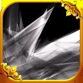 Cool Black Wallpaper HD icon