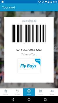 Fly Buys screenshot 4