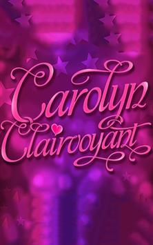 Carolyn The Clairvoyant poster