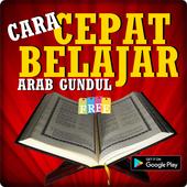 Cara Belajar Cepat Arab Gundul icon