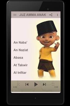 Juz Amma Anak screenshot 2