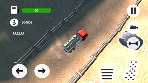 Truck Transform Road Day apk screenshot