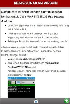 cara membuka password wifi wpa2-psk di android